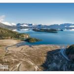 Atlin Lake GlacierRiver