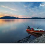Fishing Atlin Lake