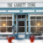 Garret Store around Christmas
