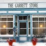 Garret Store around Christmas