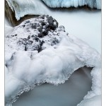 Icy Waters at PineCreek